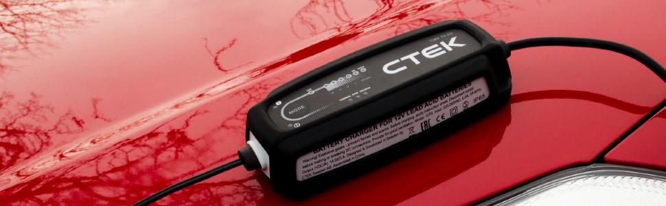 Ctek 56941 Gummischutz Für Ladegeräte Bumper Pink Auto