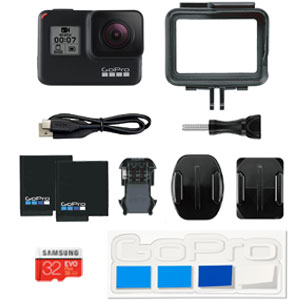 製品内容 GoPro HERO7 Black
