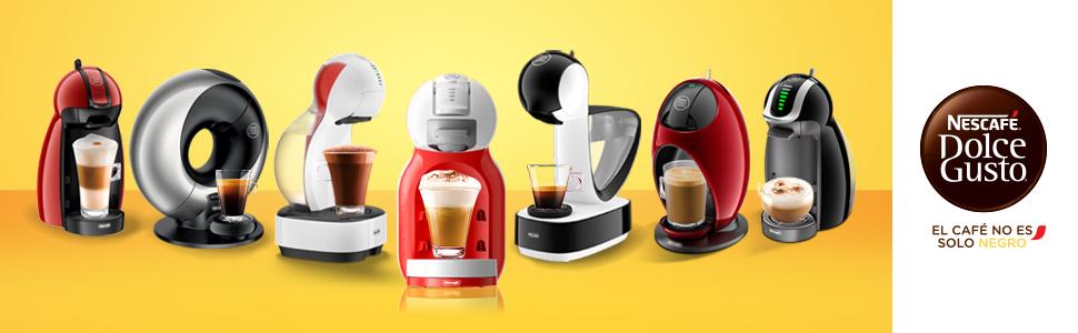 DeLonghi Dolce Gusto Genio 2 EG 466 - Cafetera automática