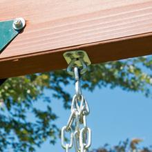 Swing Hanger, Standard Duty Swing Hanger, swing hook, swing accessory, swing mount