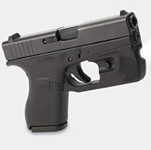 Amazon Com Lasermax Glock Centerfire Led Weapon Light Cf G42 Lc