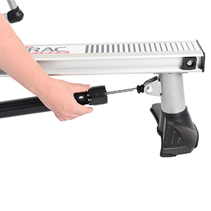 adjustable hydraulic resistance