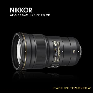 Nikon Af S Nikkor 300 Mm 1 4e Pf Ed Vr Objektiv Inkl Kamera