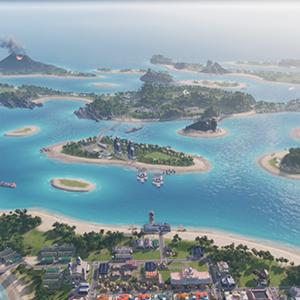 Tropico 6 - XBox One Island Shot