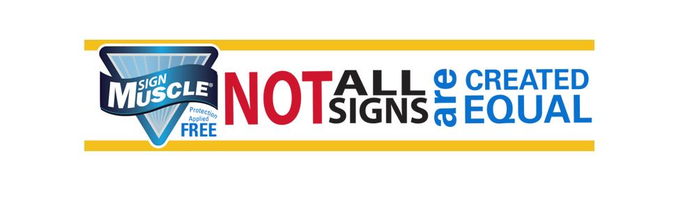 NMC DL84BP10 1993 Residue 3 Dot Placard Sign