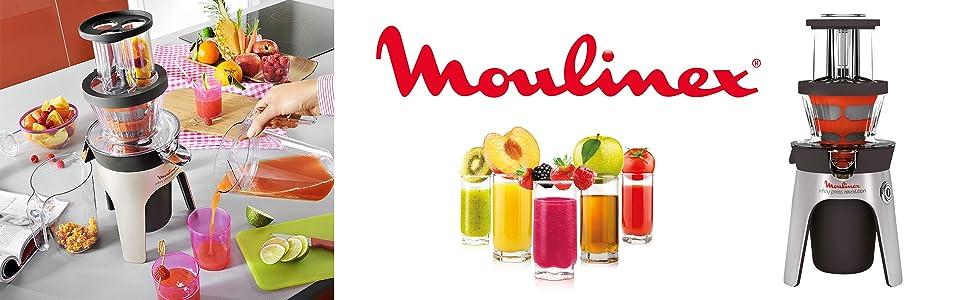 Moulinex ZU500A Infiny Press Revolution Obst und