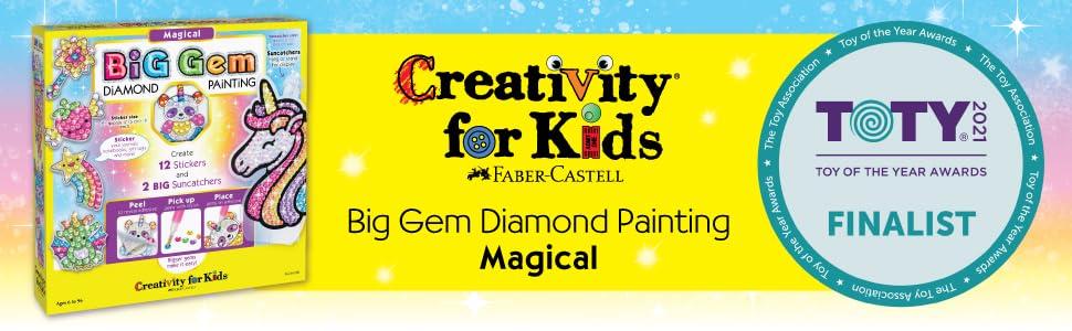 diamond painting, diamond painting for kids, diamond painting kit, diamond painting stickers