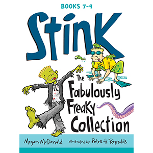 stink; stink moody; judy moody; books for boys; funny books; learning to read; funny books for kids