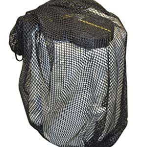 Newport vessels inflatable boat dinghy tender cover with mesh bag