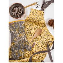 Clarissa Hulse Garland Yellow Apron amp; Gauntlet