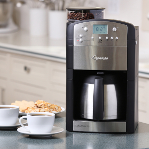 Amazon.com: Capresso 465 CoffeeTeam TS 10-Cup Digital