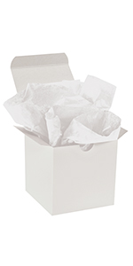 White Gift Grade Tissue Paper