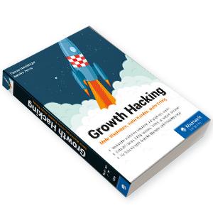 Buch Growth Hacking Rheinwerk Verlag