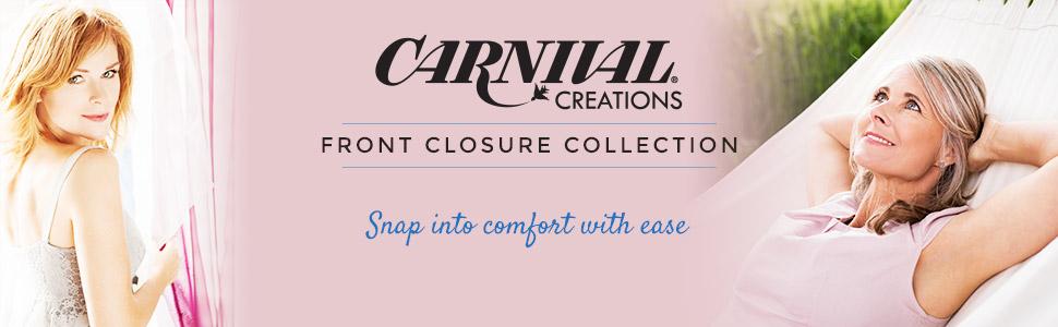 b358a67bec Carnival Women s Front Closure Adjustable Strap Posture Back Support ...