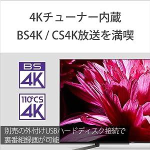 BS4K/CS4K放送を満喫する