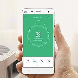Xiaomi Air Purifier 3H EU Unique Blanc