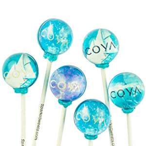 Sparko Sweets Custom Lollipops Personalized Lollipops Candy Handmade Gourmet