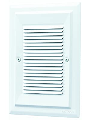 Nutone La174wh Specialty Electronic Wired Recessed Westminster Door Chime Doorbell Chimes