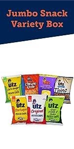 Jumbo Snack Variety Box