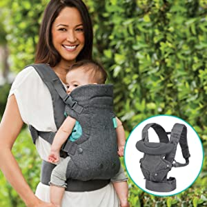 Flip Advanced, Infantino, Baby, Carrier