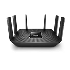 Linksys Max-Stream AC4000 Wireless Router (EA9300)