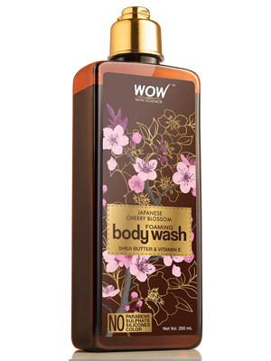 WOW SKIN SCIENCE JAPANESE CHERRY BLOSSOM BODY WASH