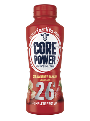 Core Power 26g Protein Strawberry Banana Shake