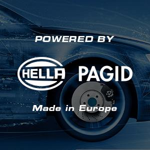 Power Stop ESK6577 Rear Euro-Stop Brake Kit
