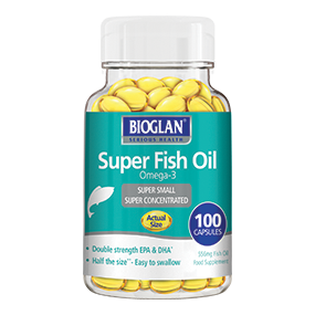 Bioglan super fish oil 100 39 s health for Quality fish oil