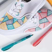 permanent markers, crayola markers, crayola permanent markers, craft markers,