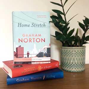 graham Norton, Irish Author, christmas book