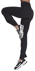 Go Walk Affinity HW Flared Leg Pants