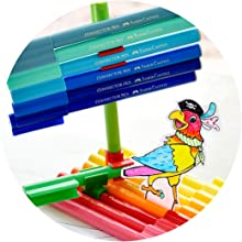 Connector Pen, Colour Marker, Connectable, Play, Building, Toys, Fun, Organised, Easy