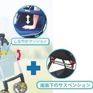 ベビーカー 4輪 オート4輪 両対面 振動吸収 クッション オプティア Optia