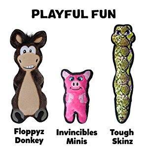 Pet Supplies : Pet Squeak Toys : Outward Hound Kyjen 30005