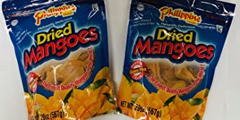 Dried Mango in a Pack of 2