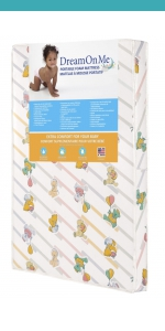 mattress, playard, playpen, pack and play, dream on me, travel light