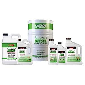 Clear Diesel in various sizes