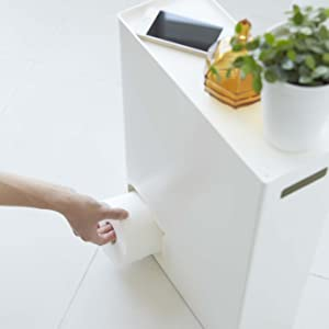 roll paper stand
