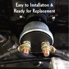 Easy to Installation and Ready for Replacement