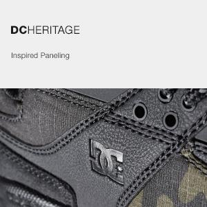 DC, heritage, shoe, paneling