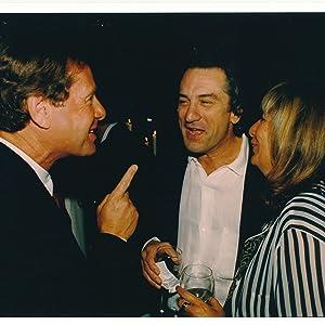 Robert DeNiro, Penny Marshall, Martin Scorsese
