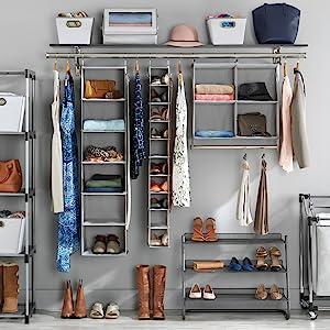 Whitmor Closet storage Organization