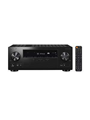 Pioneer VSX-934(B) Receptor AV 7.2 (160 W/Canal, 4K UltraHD, Dolby ...