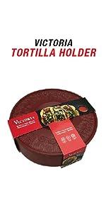 Victoria Tortilla Holder