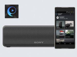 Sony SRSHG1/YEL Hi-Res Wireless Speaker- Lime Yellow