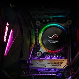 ROG Ryuo 240 CPU Cooler