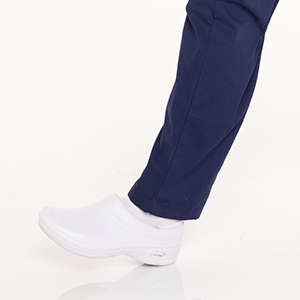 Tapered Leg Opening