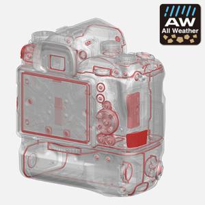 All Weather Digital Camera K-1 II