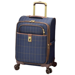 Kensington II 20 Inch Expandable Spinner Carry-On Luggage